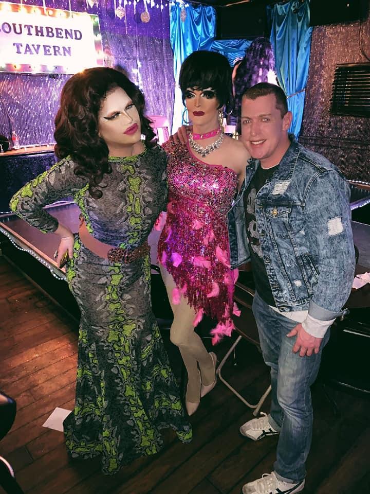 Selena T. West, Malibu Peruu and Brent Fabian | Southbend Tavern (Columbus, Ohio) | February 2020