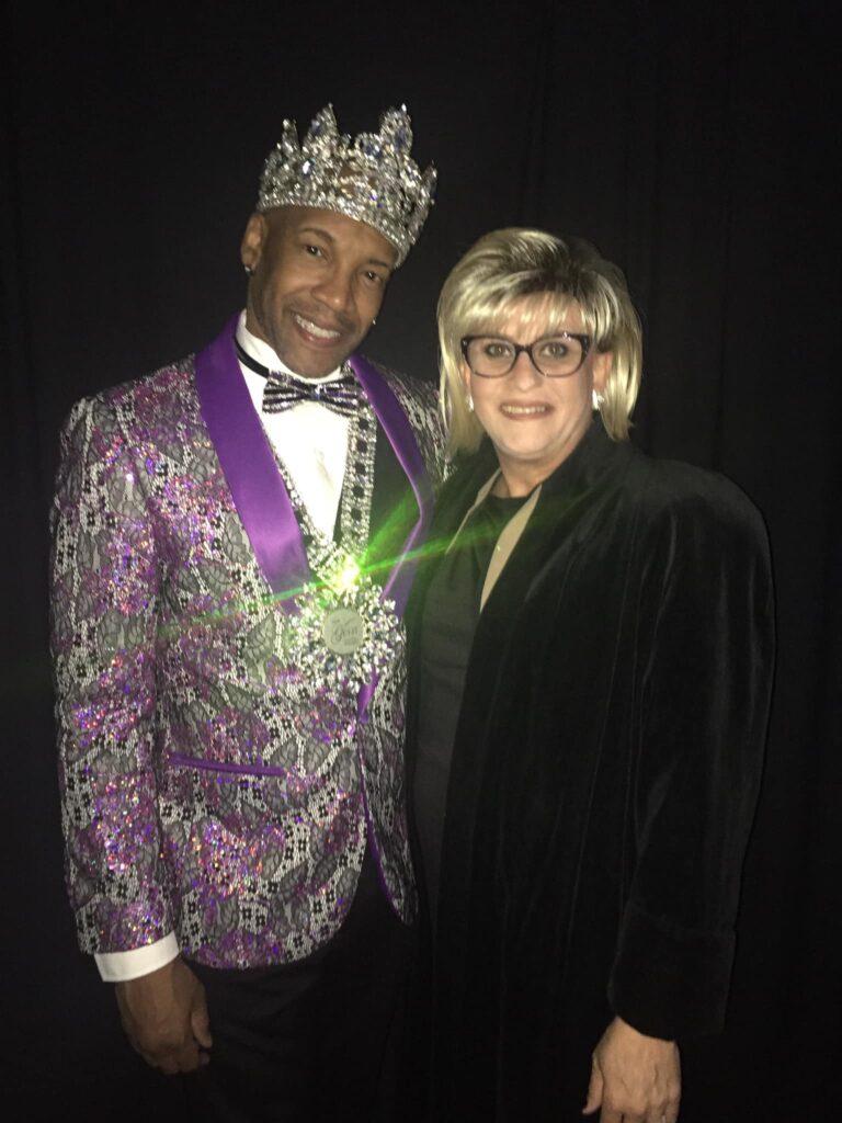Antonio Edwards and Alyson Thomas | Broadway (Charleston, West Virginia) | 2/1/2020