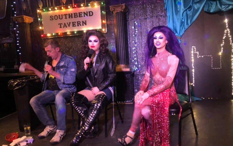 Brent Fabian, Selena T. West and Atlanta DayèRayè | Southbend Tavern (Columbus, Ohio) | 2/4/2020
