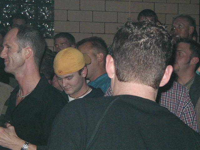 Church with Billy Brandt | Havana Video Lounge (Columbus, Ohio) | 10/20/2002