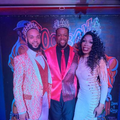 SMALL Isaac Ismael, Jay Artist and Milaye Duplaix | Mr. Toolbox | Toolbox Saloon (Columbus, Ohio) | 3/7/2020