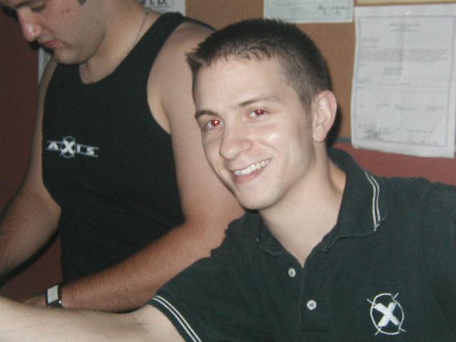 Alan | Flashback 3 CD Giveaway | Axis Nightclub (Columbus, Ohio) | 5/31/2002
