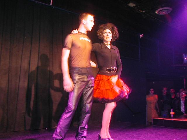 Todd and Monique Devereaux | Hedda Lettuce Show | Axis Nightclub (Columbus, Ohio) | 5/12/2002