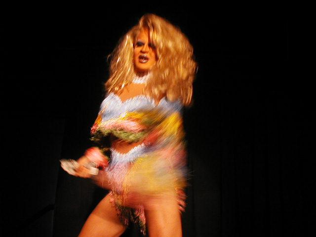 Missy Marlo | Hedda Lettuce Show | Axis Nightclub (Columbus, Ohio) | 5/12/2002