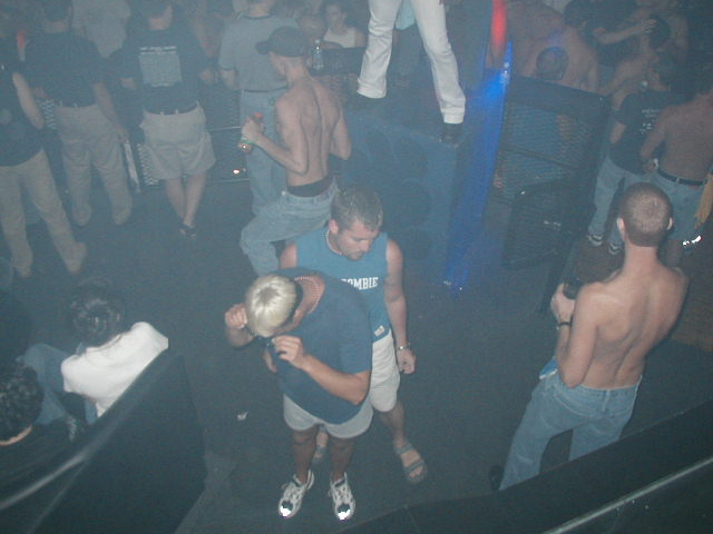 Labor Day Weekend | Axis Nightclub (Columbus, Ohio) | 8/30-9/1/2002