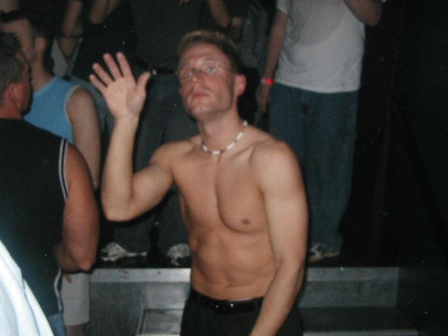 May XFactor Giveaway   Axis Nightclub (Columbus, Ohio)   5/10/2002
