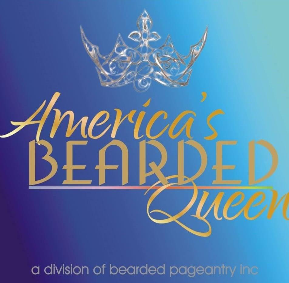 America's Bearded Queen Pageantry logo