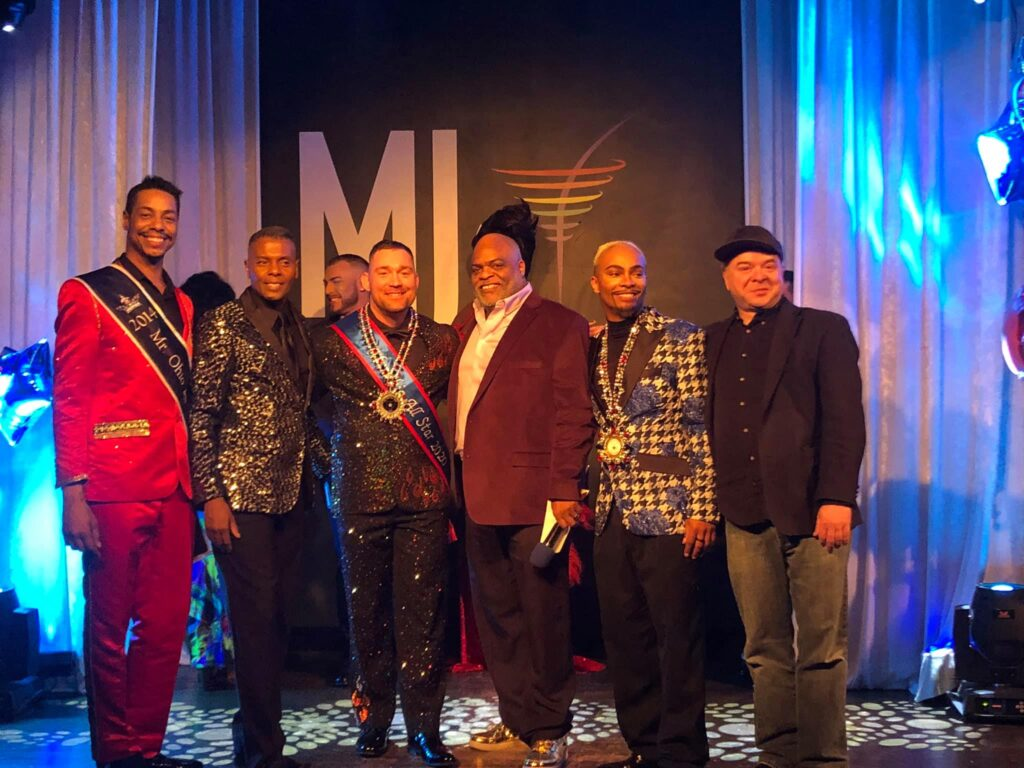 Shampaine Austen Lee, Sebastian Armonte, Adonis Casanova, Rob Austin, Prince Cole and Joey Fleming | Mr. Ohio All-Star | MJ's on Jefferson (Dayton, Ohio) | 2/29/2020