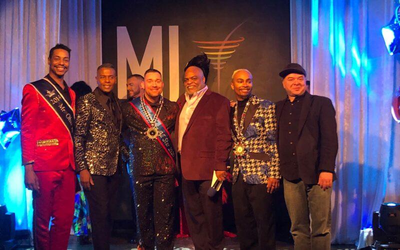 Shampaine Austen Lee, Sebastian Armonte, Adonis Casanova, Rob Austin, Prince Cole and Joey Fleming | Mr. Ohio All-Star | MJ's on Jefferson (Dayton, Ohio) | 2/29/2020