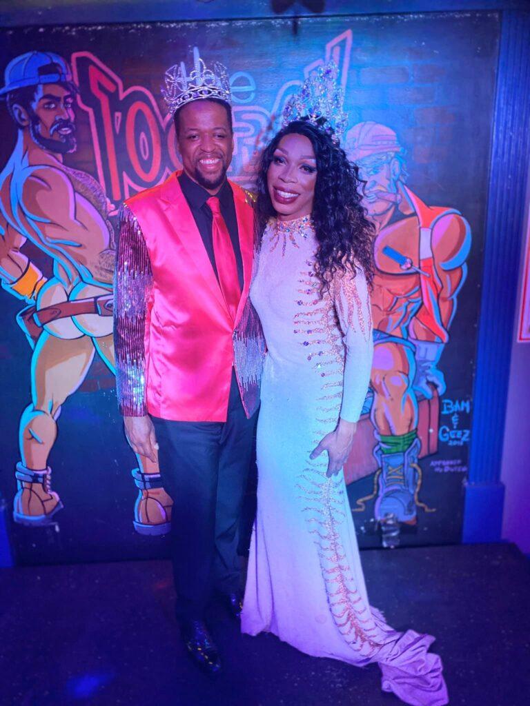 Jay Artist and Milaye Duplaix | Mr. Toolbox | Toolbox Saloon (Columbus, Ohio) | 3/7/2020