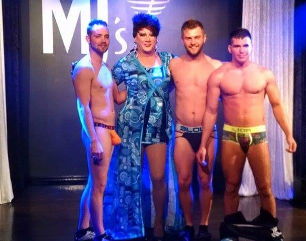 Christian Cakes, Hellin Bedd, Christopher Cox and Brogan Reed | MJ's on Jefferson (Dayton, Ohio) | October 2015