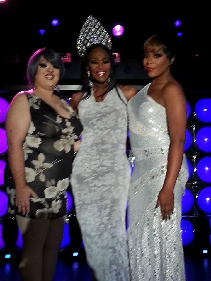National Holiday, Misty Knight and Nikita Diamond | Masque (Dayton, Ohio) | November 2013