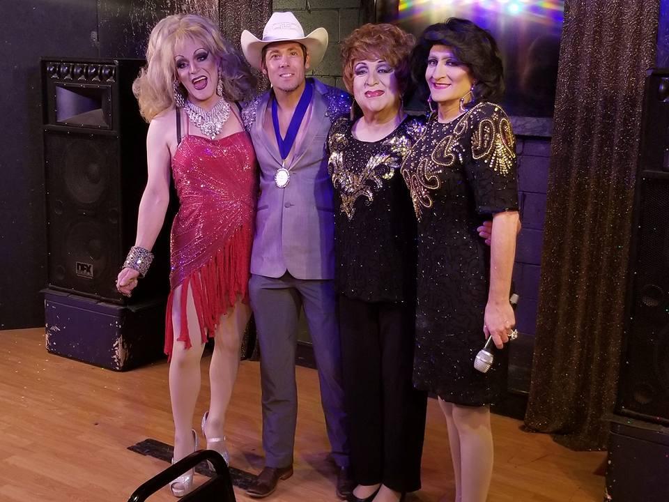 Keisha Kye, Buck Stone, Anita Richards and Dominique LaRue | Bamboo Bar and Lounge (Tulsa, Oklahoma) | March 2018