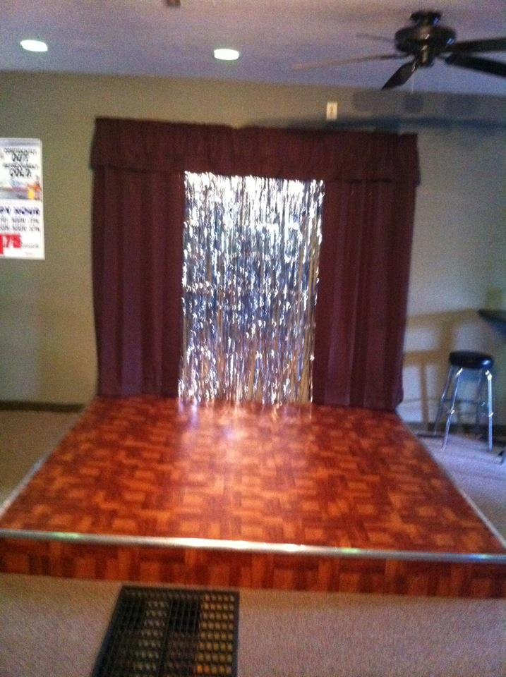 New Stage at Toolbox Saloon (Columbus, Ohio) | October 2012