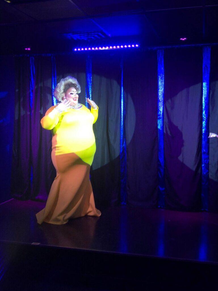 Ruby Buxomm | Miss Gay Capital City America | Boscoe's (Columbus, Ohio) | 11/24/2018