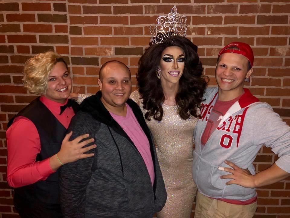 Steven, Rei, Jennifer Lynn and Bobby | Miss Southbend | Southbend Tavern (Columbus, Ohio) | 1/28/2018