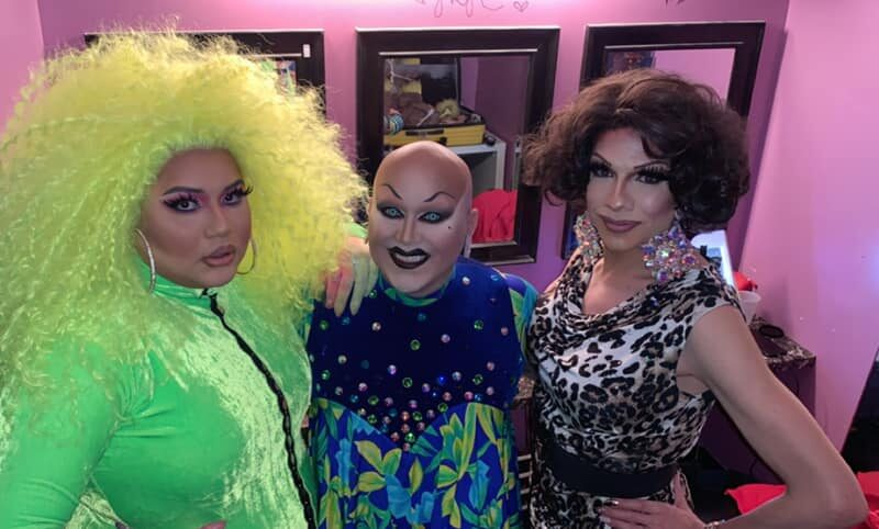 Emma Sapphire, Sabin and Astara Love | Legends Showclub (Toledo, Ohio) | March 2020