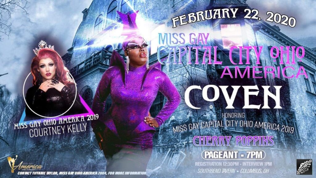 Miss Gay Capital City America | Southbend Tavern (Columbus, Ohio) | 2/22/2020