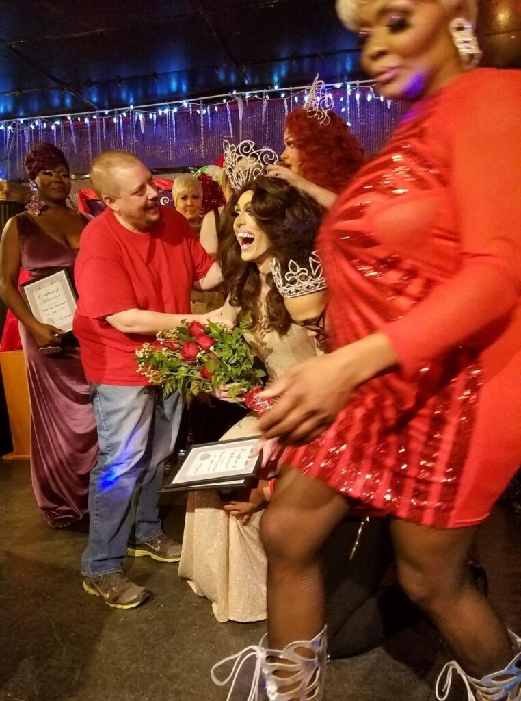 Crowning of Jennifer Lynn   Miss Southbend   Southbend Tavern (Columbus, Ohio)   1/28/2018