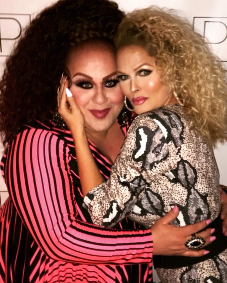Mercedes Tyler and Mimi Marks | Progress Bar (Chicago, Illinois) | June 2018