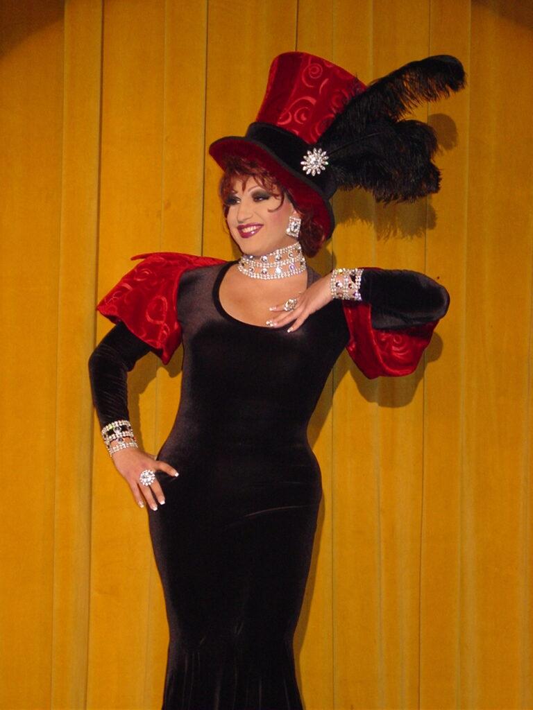Virginia West | Miss Gay North USofA | Axis Nightclub (Columbus, Ohio) | Circa 2004