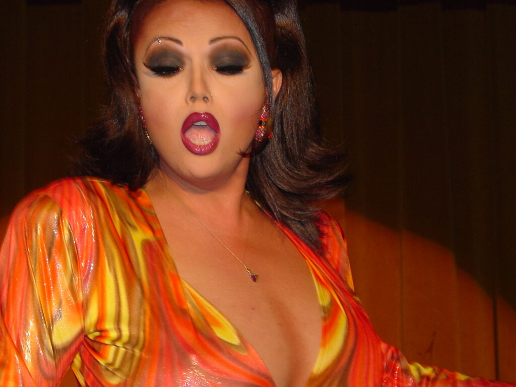Maya Douglas | Miss Gay North USofA | Axis Nightclub (Columbus, Ohio) | Circa 2004
