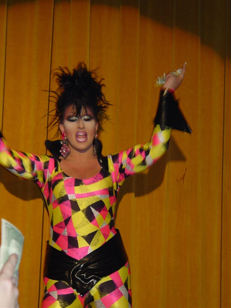 Sierra Seville | Miss Gay North USofA | Axis Nightclub (Columbus, Ohio) | Circa 2004
