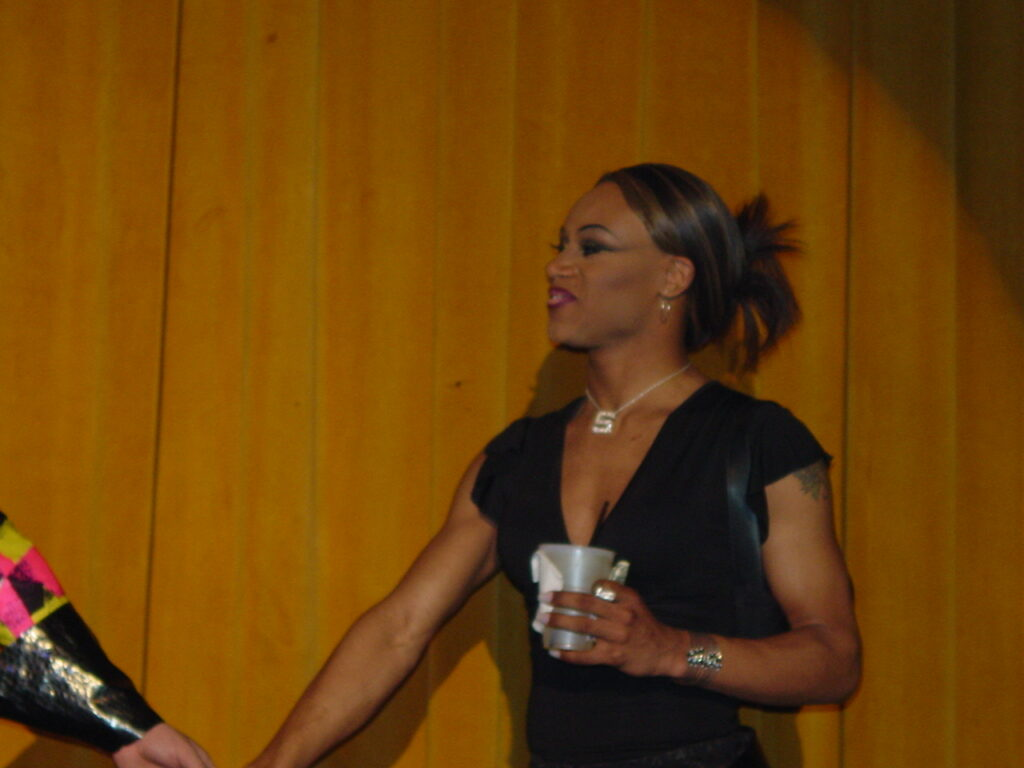 Starr | Miss Gay North USofA | Axis Nightclub (Columbus, Ohio) | Circa 2004