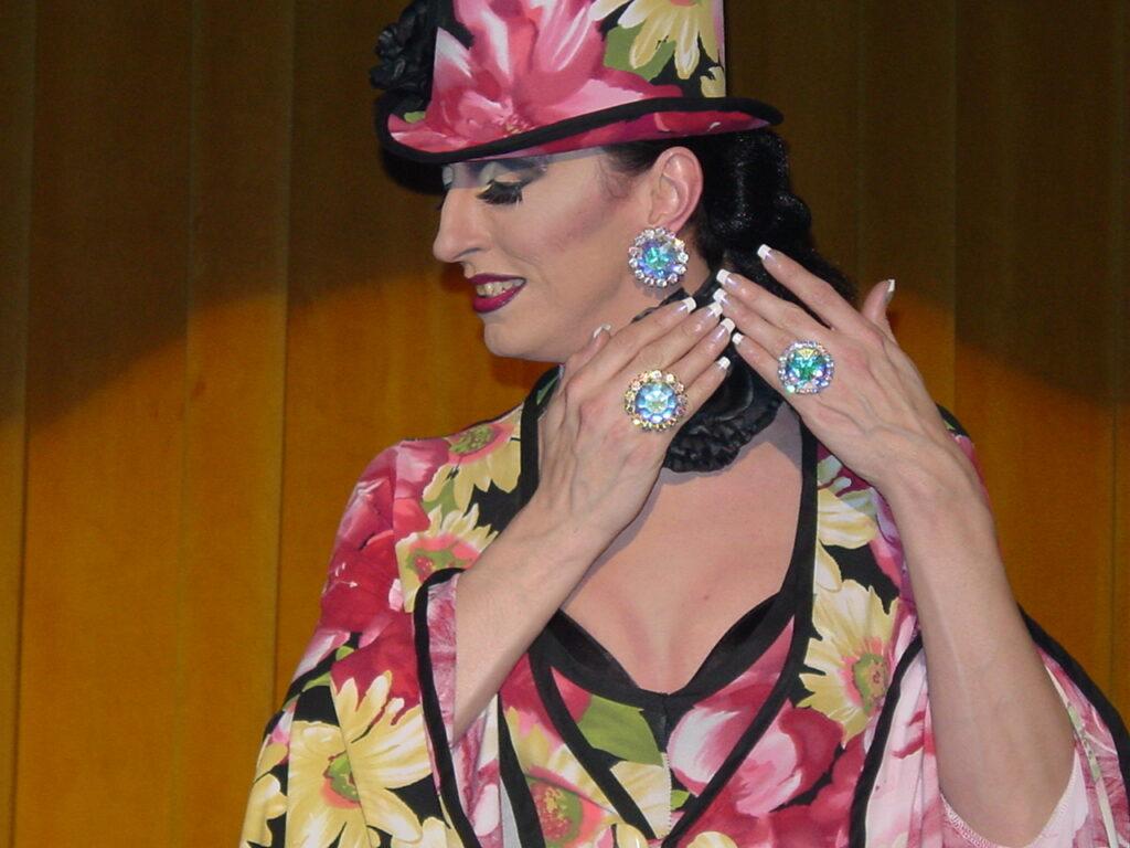 Samantha Rollins | Miss Gay North USofA | Axis Nightclub (Columbus, Ohio) | Circa 2004