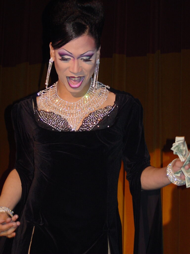 Andria Michaels | Miss Gay North USofA | Axis Nightclub (Columbus, Ohio) | Circa 2004