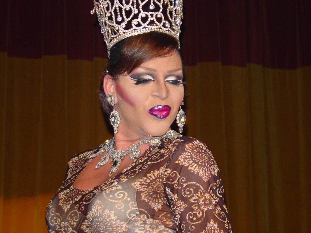 Maria Garrison | Miss Gay North USofA | Axis Nightclub (Columbus, Ohio) | Circa 2004