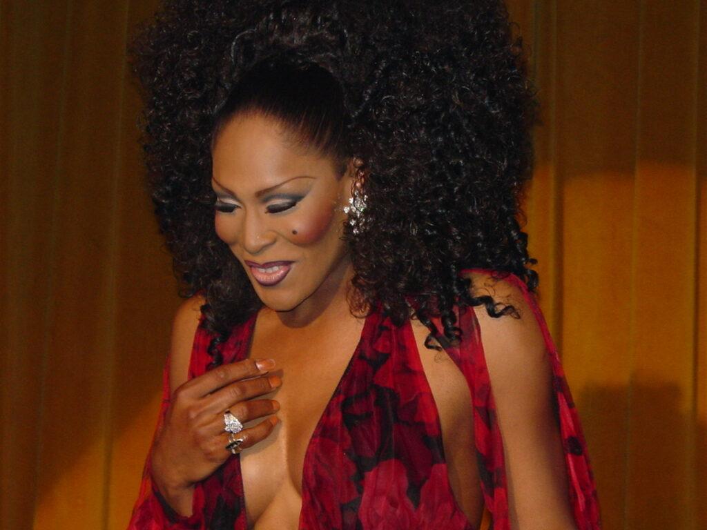 Raquell Lord | Miss Gay North USofA | Axis Nightclub (Columbus, Ohio) | Circa 2004