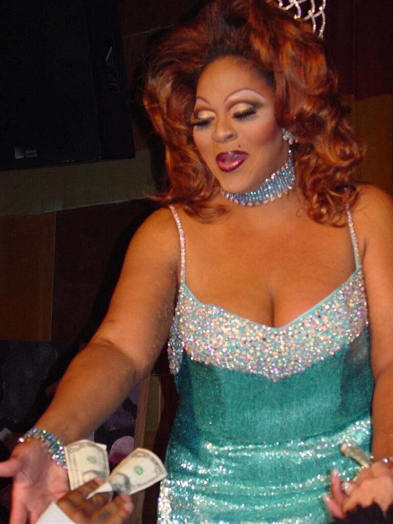 Whitney Paige | Miss Gay North USofA | Axis Nightclub (Columbus, Ohio) | Circa 2004