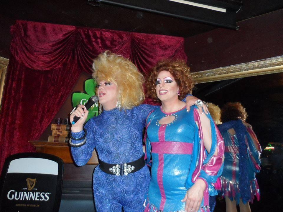 Hellin Bedd and Alli Katt | Cavan Irish Pub (Columbus, Ohio) | May 2014