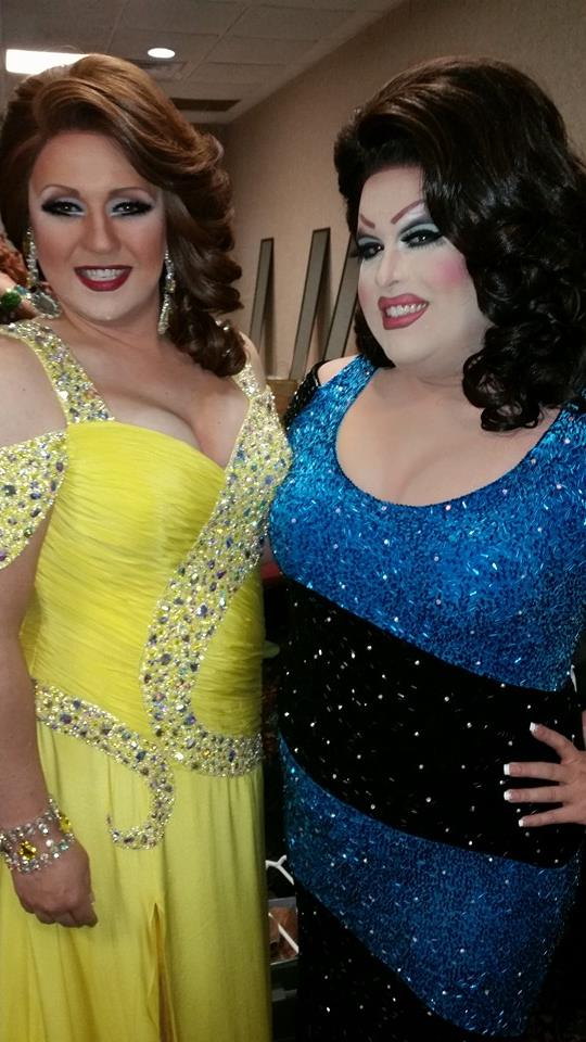 Britney Blaire and Alexis Stevens | Miss Gay America | Millennium Maxwell House Hotel (Nashville, Tennessee) | 10/8-10/12/2014