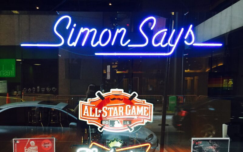 Simon Says (Cincinnati, Ohio)