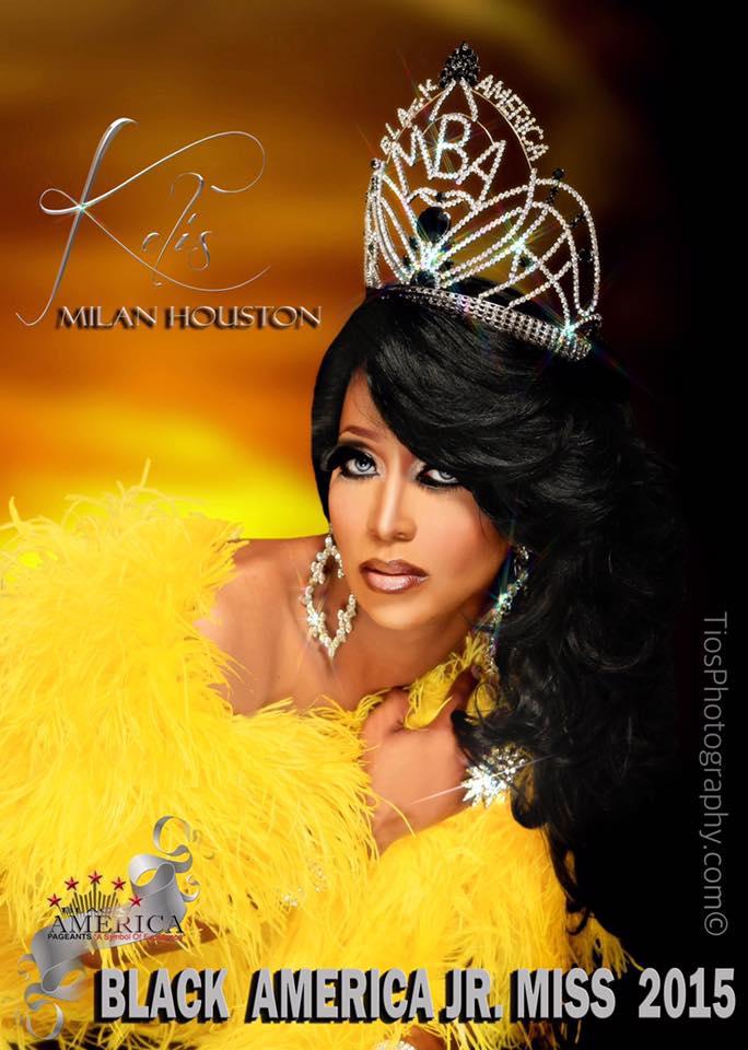 Kelis Milan Houston - Photo by Tios Photography