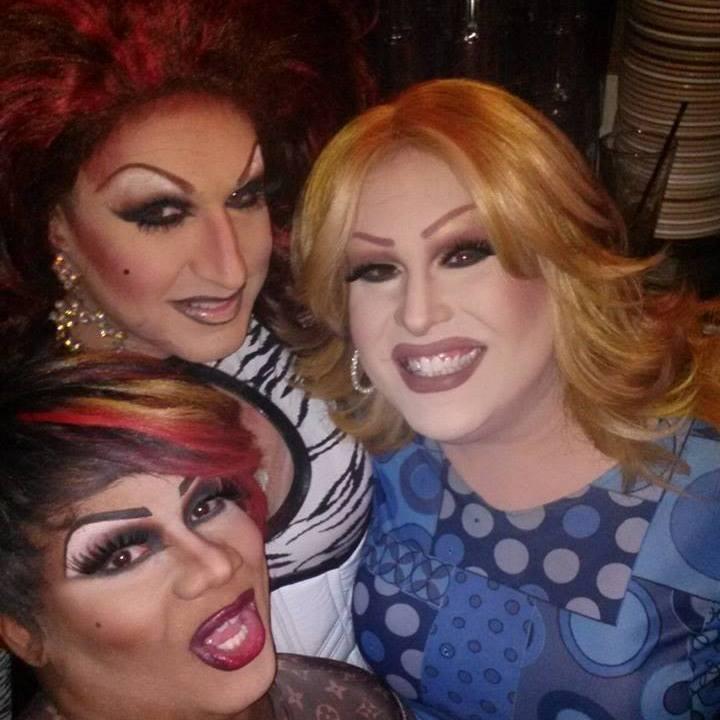 Anisa Love, Virginia West and Alexis Stevens | Union Cafe (Columbus, Ohio) | November 2014