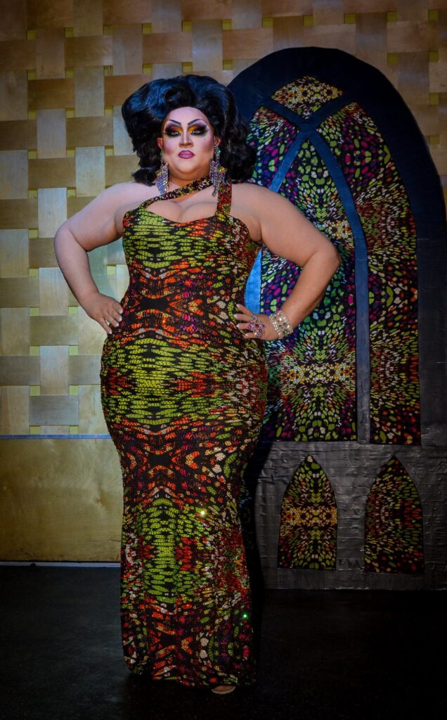 Reianna Ali - Photo by Bryce McCaughey | Miss Ohio Gay Pride | Axis Night Club (Columbus, Ohio) | 11/11-11/13/2016