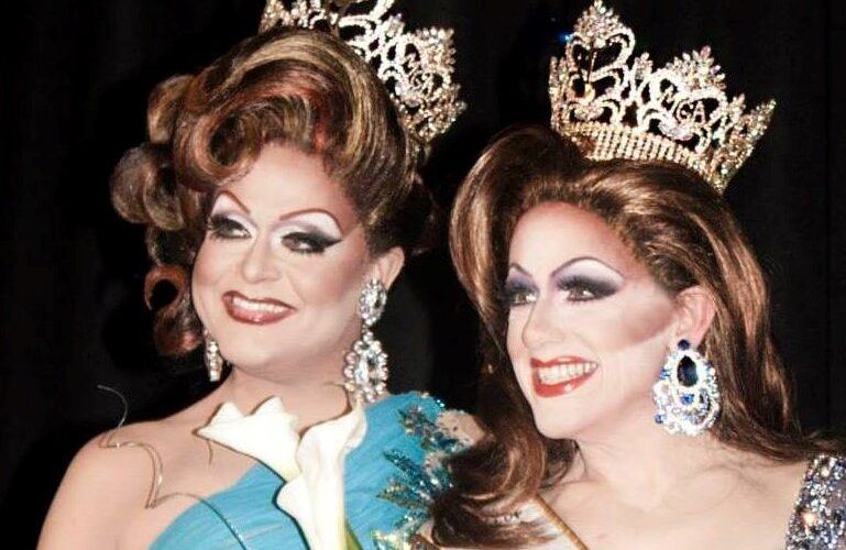 Jessica Jade and Blair Williams | Miss Gay America | Millennium Maxwell House Hotel (Nashville, Tennessee) | 10/8-10/12/2014 CROPPED