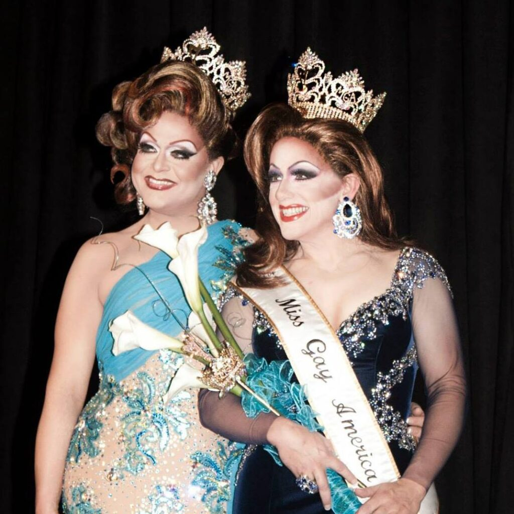 Jessica Jade and Blair Williams | Miss Gay America | Millennium Maxwell House Hotel (Nashville, Tennessee) | 10/8-10/12/2014