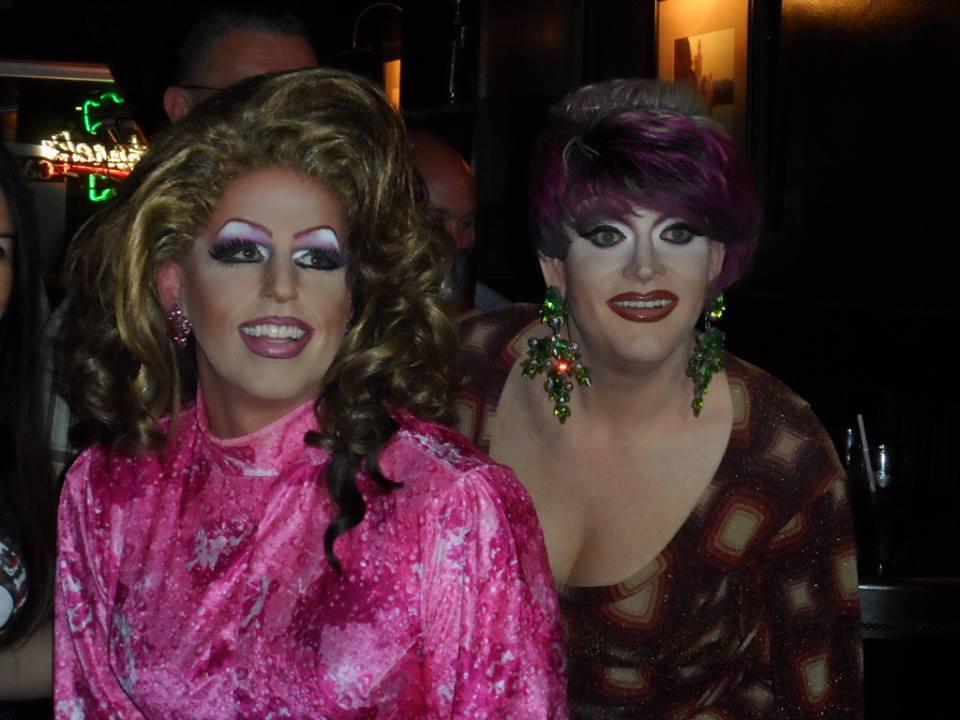 Alli Katt and Vivi Velure | Cavan Irish Pub (Columbus, Ohio) | May 2014