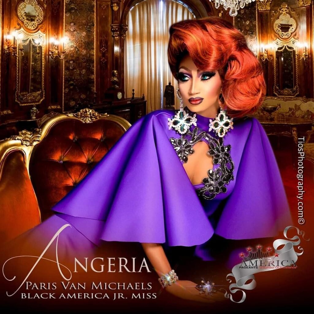 Angeria Paris Van Michaels - Photo by Tios Photography