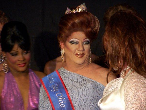 KiArra Cartier Fontaine, Hellin Bedd and Tiffanie Taylor   Miss Gay Ohio America   Axis Nightclub (Columbus, Ohio)   7/18-7/20/2008