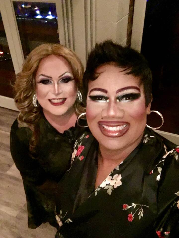 Alexis Stevens and Vee Love | Miss Gay Ohio America | Axis Nightclub (Columbus, Ohio) | 7/19-7/21/2019