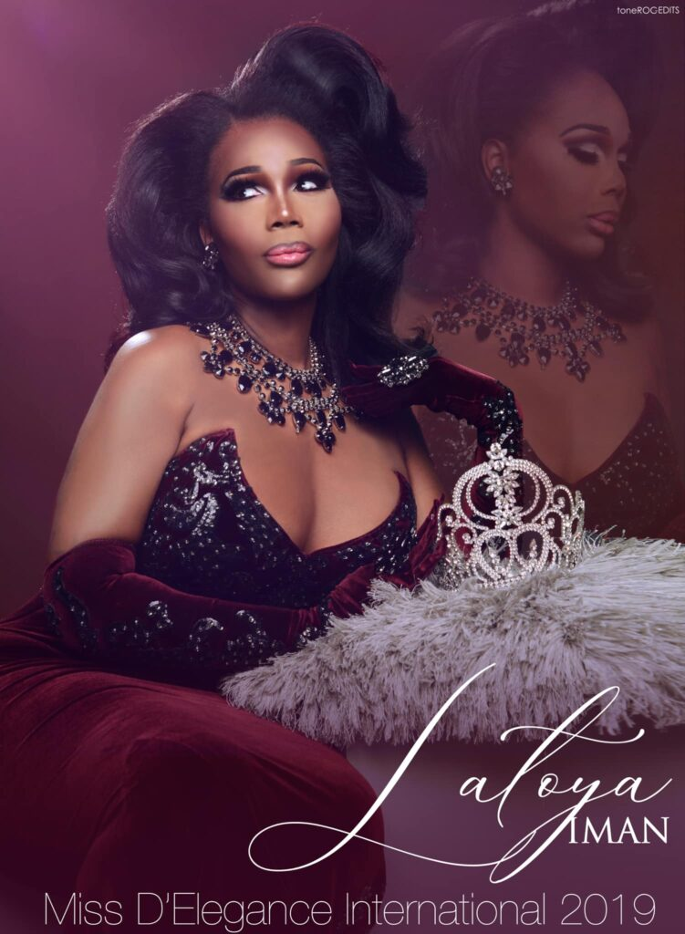 Latoya Iman Davenport - Photo by Tone Roc Edits