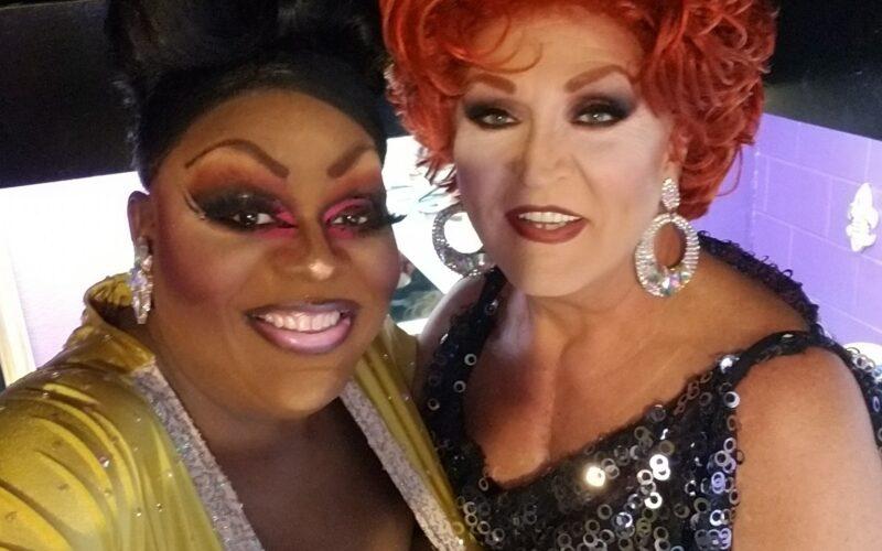 Destiny Hunter and Denise Russell | Gigi's (Detroit, Michigan) | November 2019