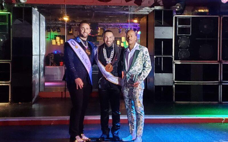 B Sharp, Simba Hall and Gerald Alexander | Mr. Gay Great Lakes America | Interbelt Nite Club (Akron, Ohio) | 12/1/2019