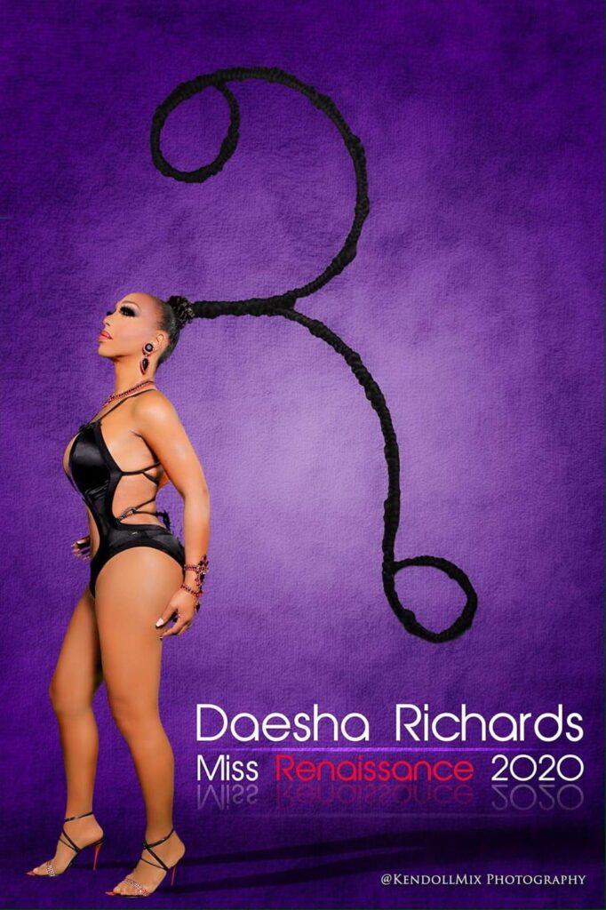 Daesha Richards - Photo by Kendoll Mix Photography