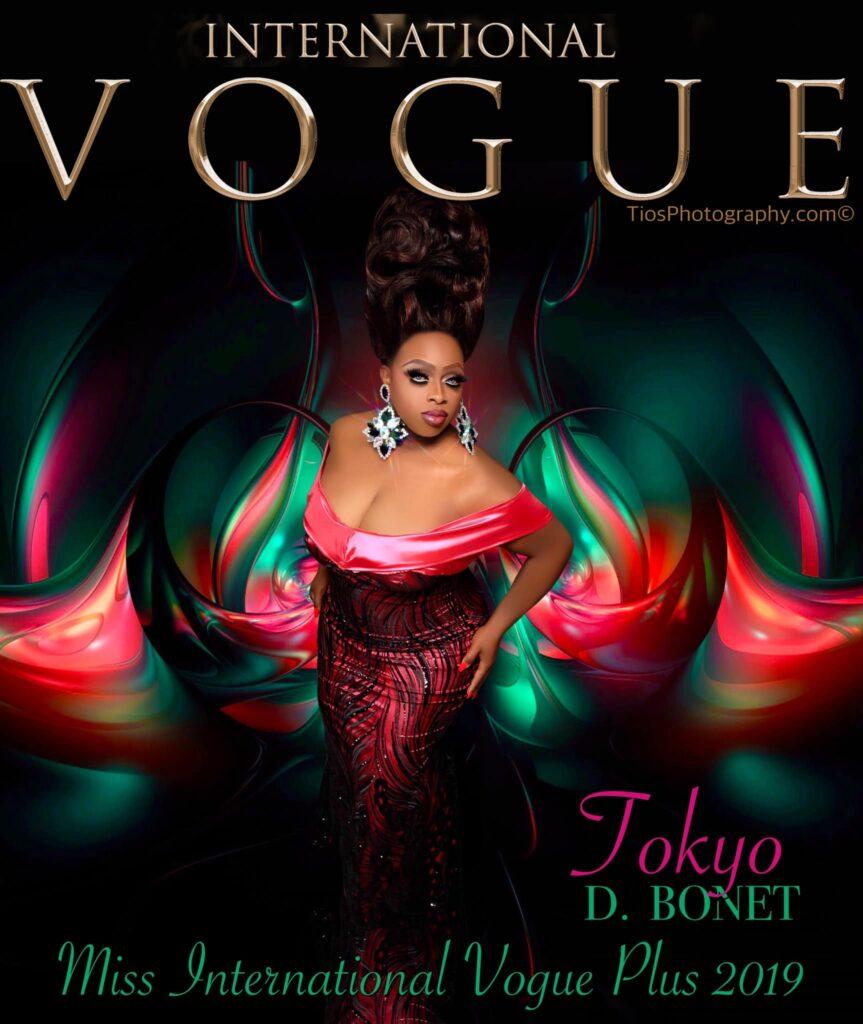 Tokyo Dior Bonet - Photo by Tios Photography